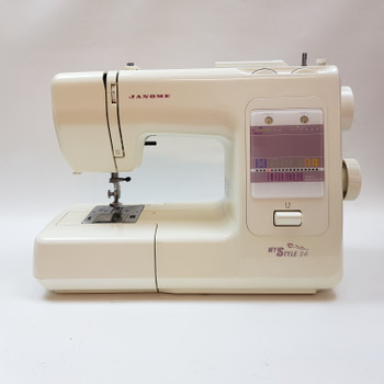 JANOME SEWING MACHINE - MY STYLE 24 #49924
