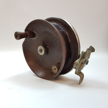 CHARLES ALVEY & SON FISHING REEL 500/A1 (AS IS) #40002