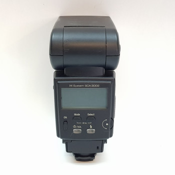 METZ 54 MZ-3 CAMERA FLASH SCA 3002 - MADE IN GERMANY #40818