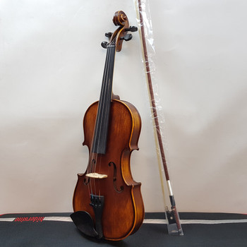 *NEW* HIDERSINE VIOLIN VIVENTE 4/4 + CASE & BOW #45207