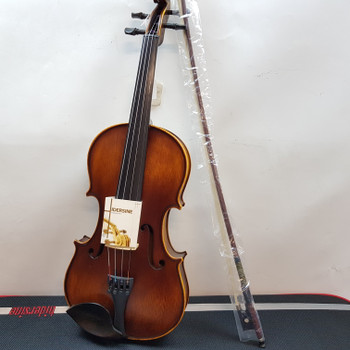 *NEW* HIDERSINE VIOLIN VIVENTE 3/4 + CASE & BOW #45212