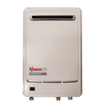 *NEW* RHEEM 876620NF CONTINUOUS FLOW HOT WATER HEATER NATURAL GAS SYSTEM #44730