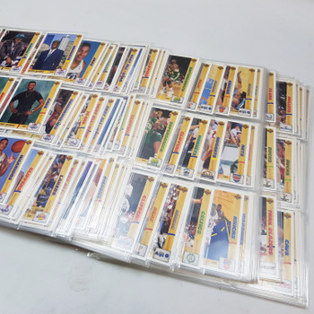1991-1992 NBA SET OF 441 CARDS UPPER DECK COLLECTABLE CARDS #53421