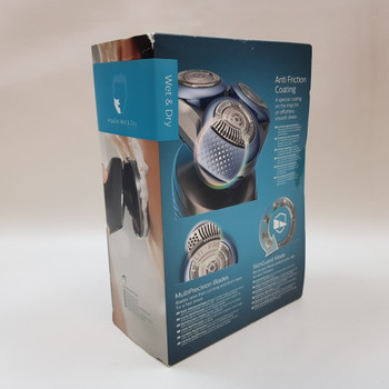 *NEW* PHILIPS SERIES 6000 WET & DRY ELECTRIC SHAVER / TRIMMER S6630 #53206