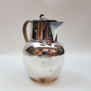 VINTAGE COFFEE JUG ELECTRO PLATED (SILVER PLATED) #3342