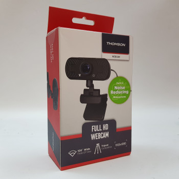 *NEW* THOMSON FULL HD COMPUTER WEBCAM WC-05 #53812