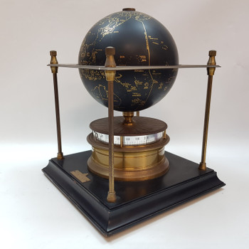 THE ROYAL GEOGRAPHICAL SOCIETY WORLD CLOCK #48285