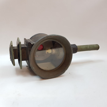 ANTIQUE CARRIAGE LAMP (A/F) #54068