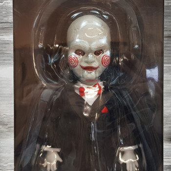 *NEW* LIVING DEAD FIGURINES LDD - SAW BILLY THE PUPPET #53784