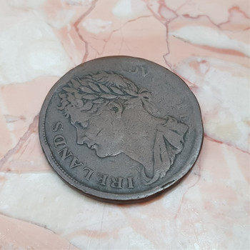 Ireland's Advocate Penny Token Coin - May Our Friends Prosper #54279