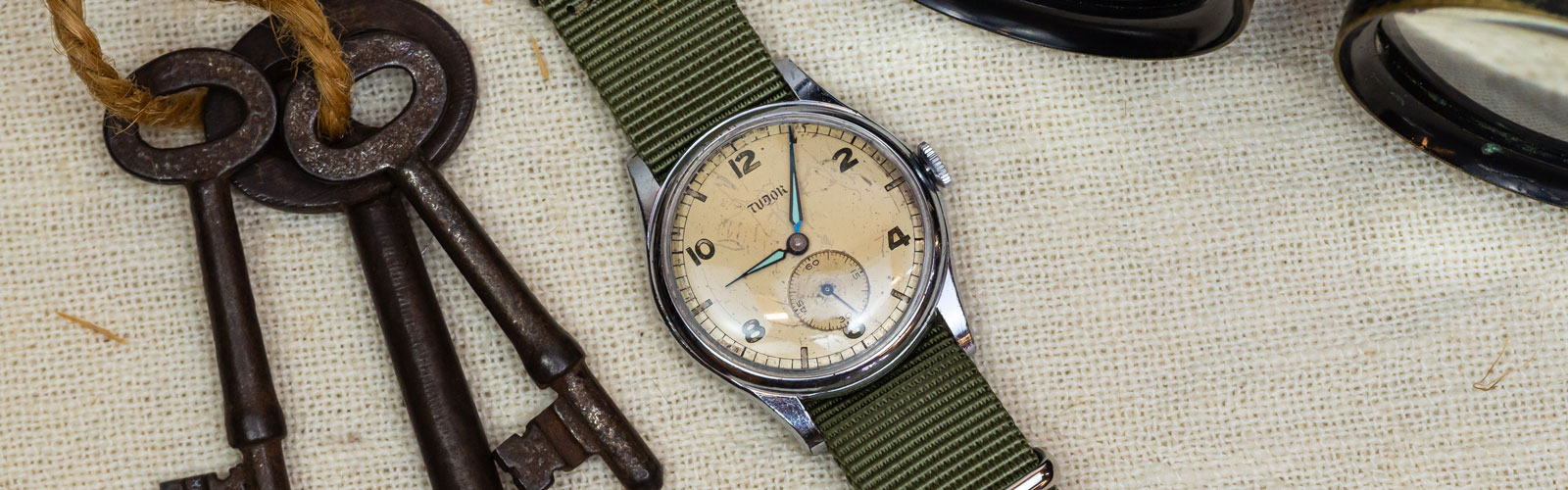 Pre-loved and secondhand watches