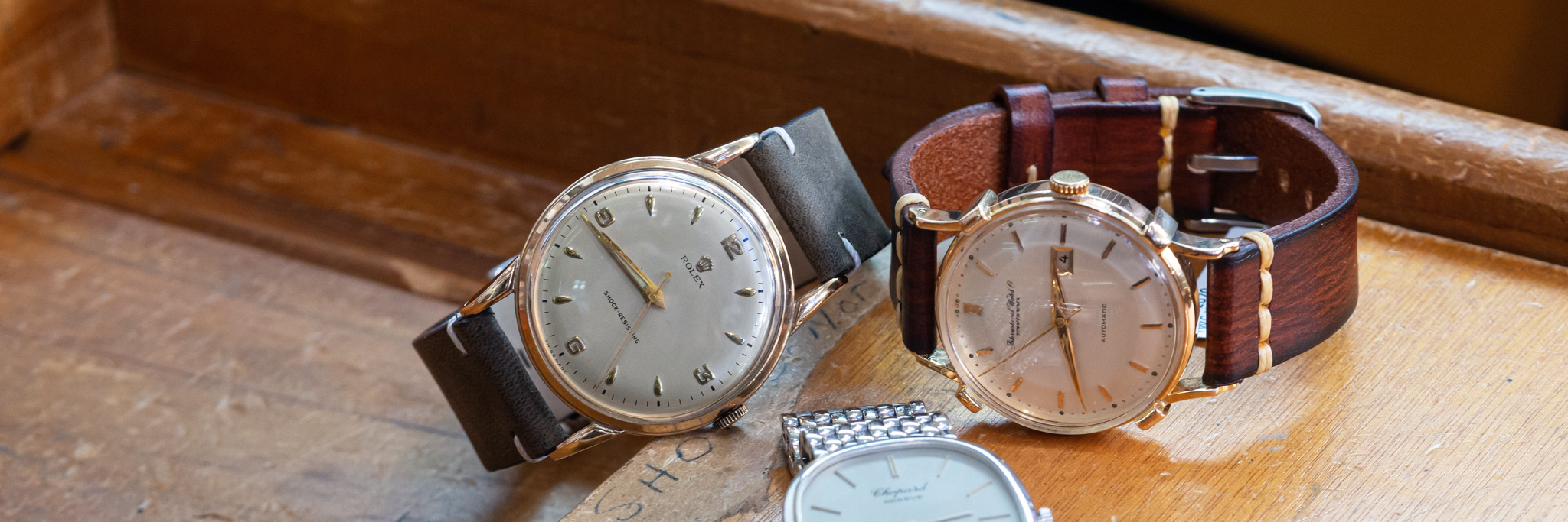Swiss Made Watches secondhand