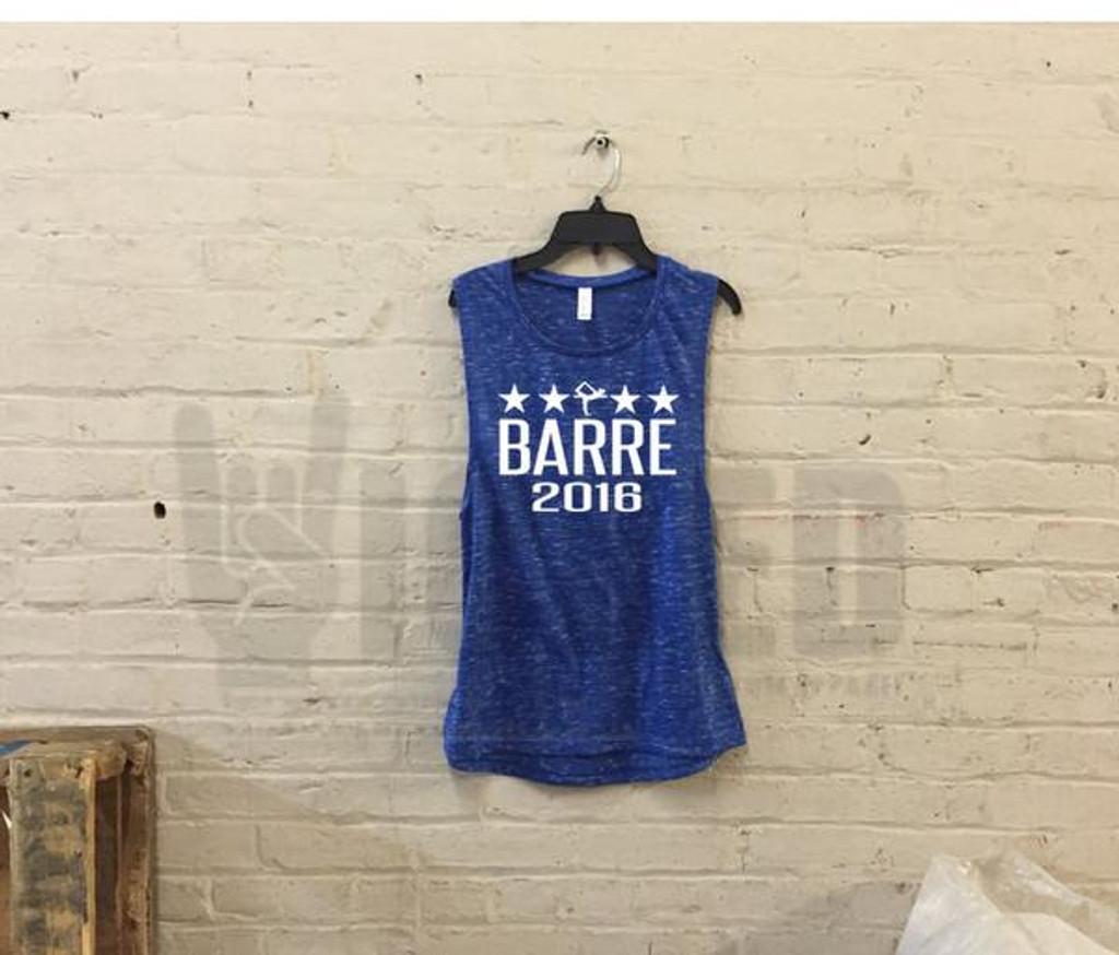 Barre 2016 (Barre for President!)