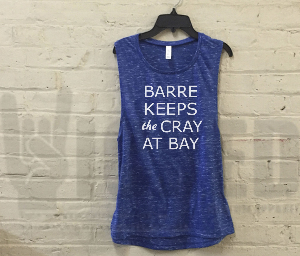 Barre Keeps the Cray at Bay L013 - Z1
