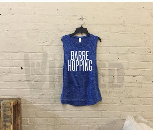 Barre Hopping D006 - Z1