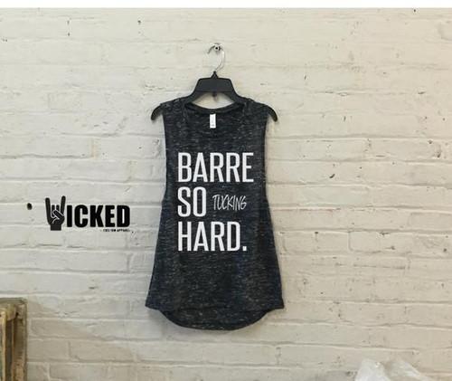 Barre So Tucking Hard D002 - Z1