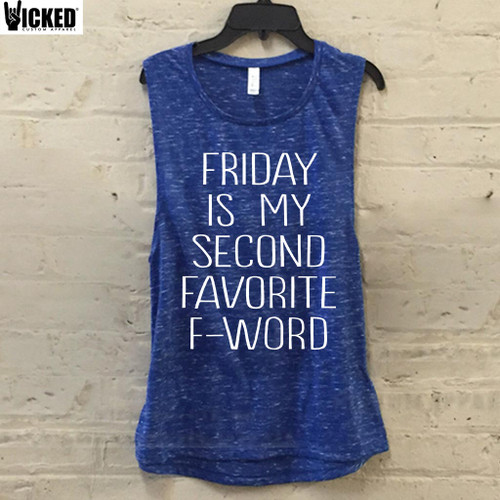 Friday is My Second Favorite F Word I022 - Z1