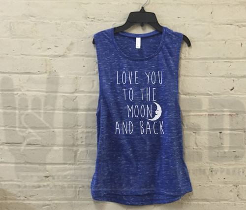 Love You to the Moon and Back O024 - Z1