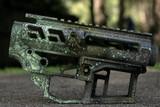 SR-15 Skeletonized Receiver Set Stonewash [SWAMP THANG]
