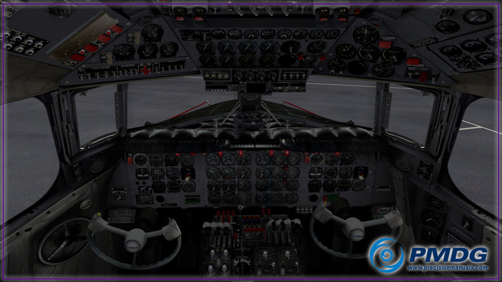 PMDG DC-6 Base Package for X-Plane Mac OS X