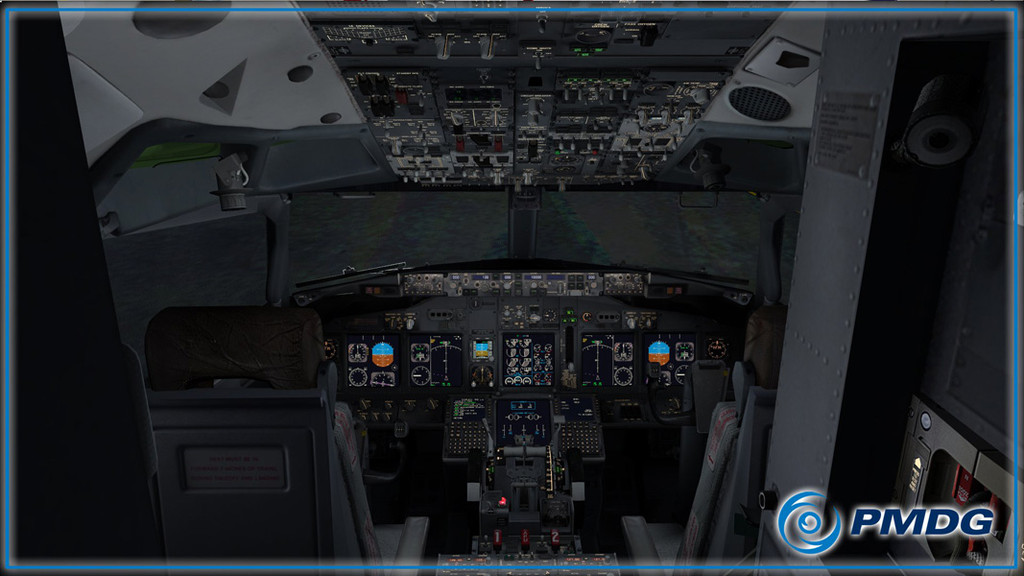 PMDG 737NGX Base Package for FSX