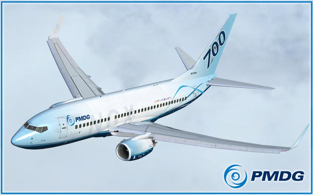 PMDG 737-600/700 NGX Expansion for FSX