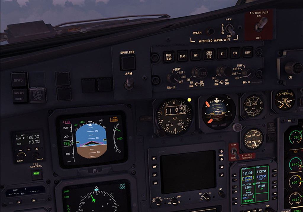 PMDG BAe JetStream 4100 for FSX