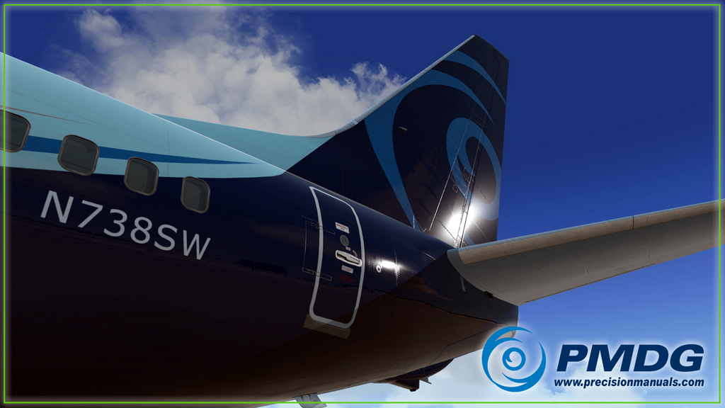 PMDG 737NGXu Base Package for Prepar3D v4 & v5