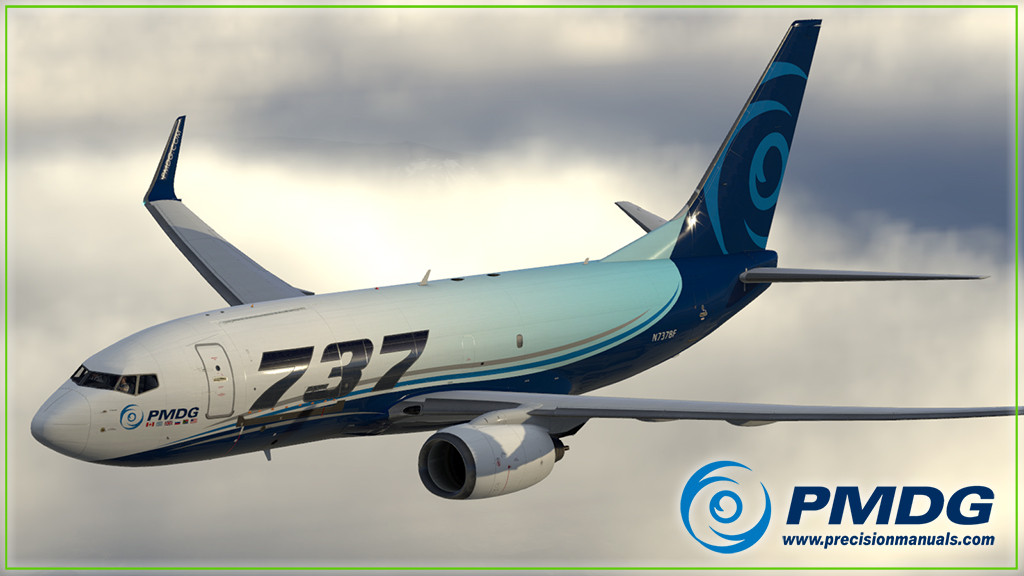 PMDG 737NGXu Cargo Expansion Package for Prepar3D v4 & v5