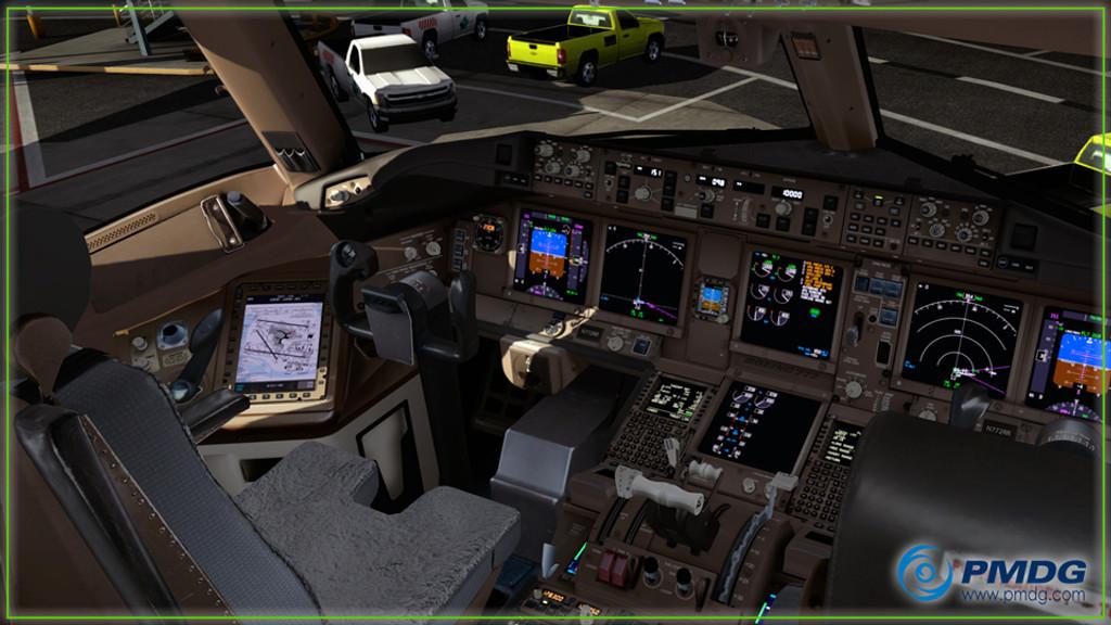 PMDG 777-200ER Expansion Package for Prepar3D v4 & v5