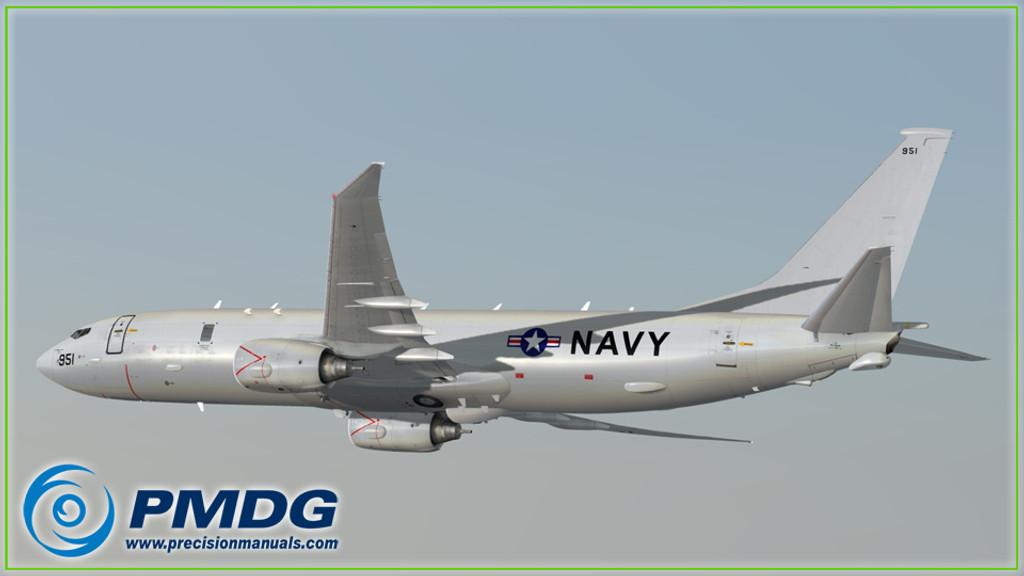 PMDG 737NGX Base Package for Prepar3D