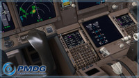 PMDG 777-300ER Expansion Package for FSX