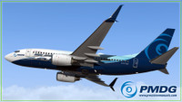PMDG 737NGXu 600/700 Expansion Package for Prepar3D v4 & v5