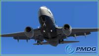 PMDG 737NGXu 600/700 Expansion Package for Prepar3D v4
