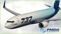 PMDG 737NGXu Cargo Expansion Package for Prepar3D v4 & v5