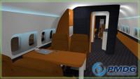 PMDG 737NGXu BBJ Expansion Package for Prepar3D v4 & v5