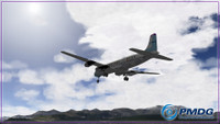 PMDG DC-6 Base Package for X-Plane WINDOWS