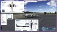 PMDG DC-6 Base Package for X-Plane WINDOWS