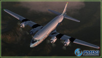 PMDG DC-6 Base Package for Prepar3D