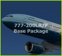 PMDG 777-200LR/F Base Package for Prepar3D