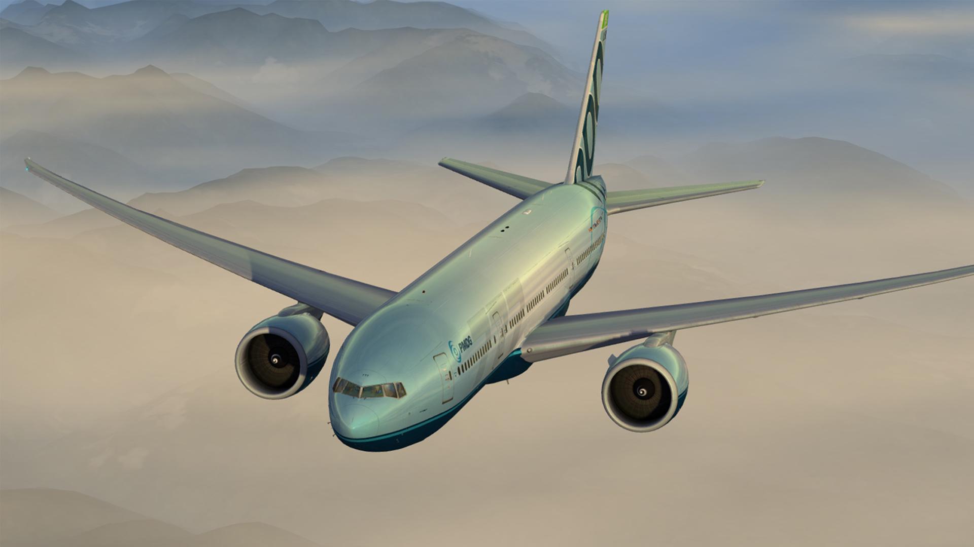 PMDG Simulations LLC