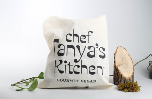Chef Tanya Canvas Bag - front