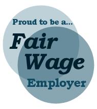 Fair Wage Employer logo