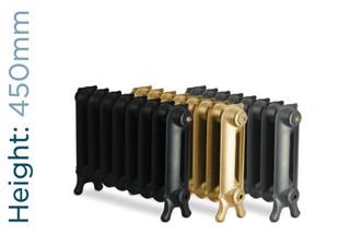 Stanton_450-TH - Stanton 2 Column Cast Iron Radiator H450mm x W267mm