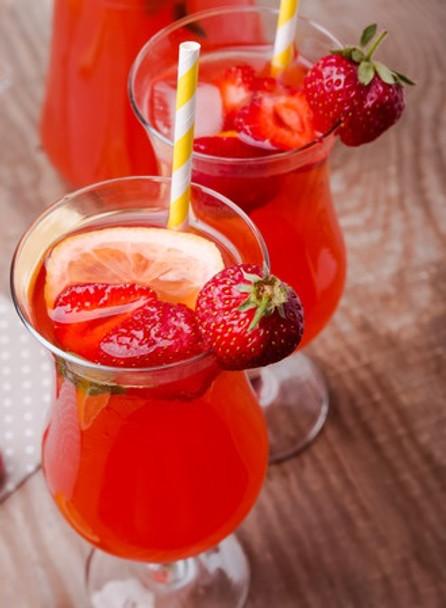 Fresh Strawberry Lemonade E Liquid