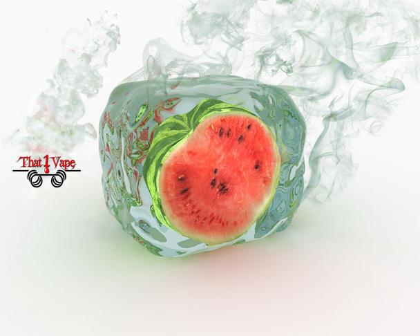 Watermelon Menthol E Liquid