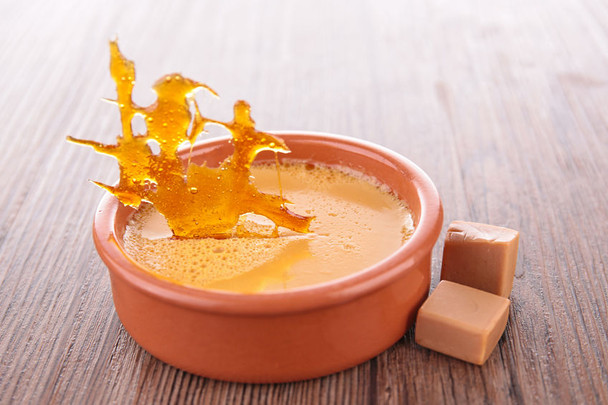 Butterscotch Caramel Custard
