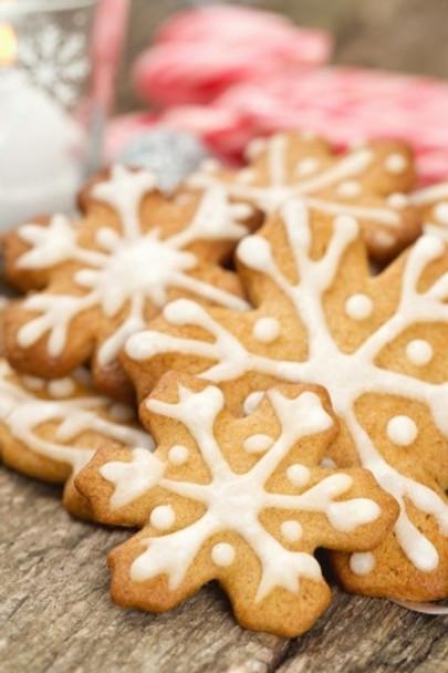 Iced Gingerbread Cookie E Liquid