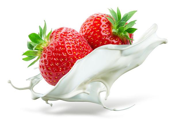 Ripe Strawberries N Cream E Liquid