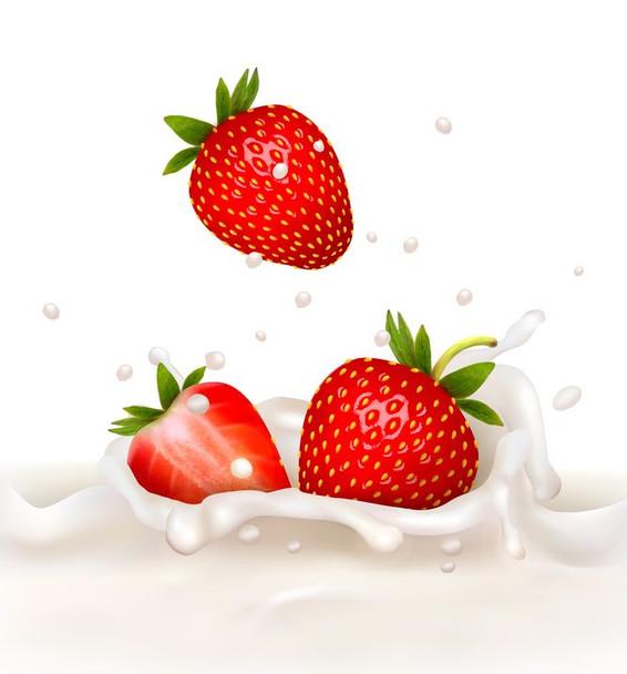 Strawberry Sweet Cream E Liquid